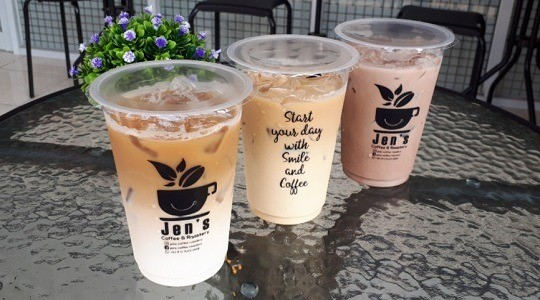 Foto Menu & Review Jen's Coffee & Roastery - Citi Square Business Park - Kalideres