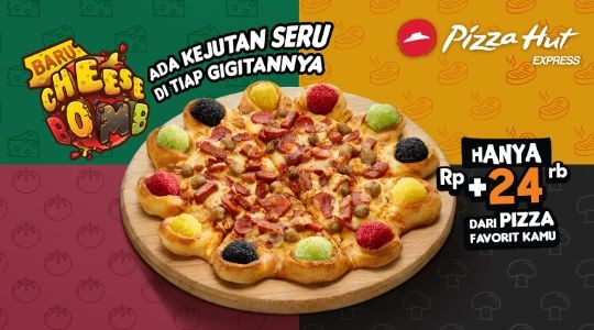 Foto Menu & Review Pizza Hut Express - Season City - Grogol Petamburan
