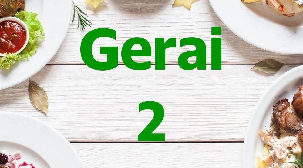 Foto Menu & Review Gerai 2 - Karet - Setiabudi