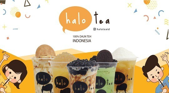 Foto Menu & Review Halo Tea - Mall Itc Kuningan - Setiabudi