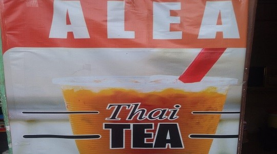 Foto Menu & Review Alea Thai Tea - Manggarai - Tebet