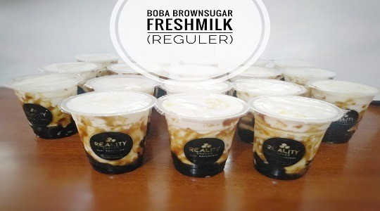 Foto Menu & Review Reality Coffee - Kemanggisan - Palmerah