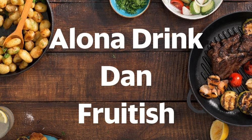 Foto Menu & Review Alona Drink Dan Fruitish - Kebon Pala - Makasar
