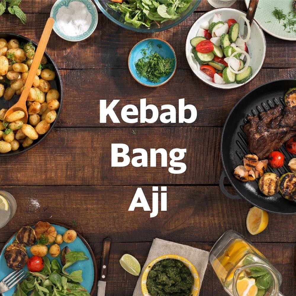 Foto Menu & Review Kebab Bang Aji - Kwitang - Senen