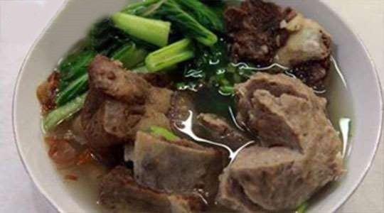 Foto Menu & Review Bakso Total Solo - Menteng - Menteng