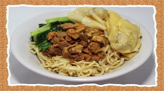 Foto Menu & Review Mie Ayam Bude - Koja - Tanjung Priok