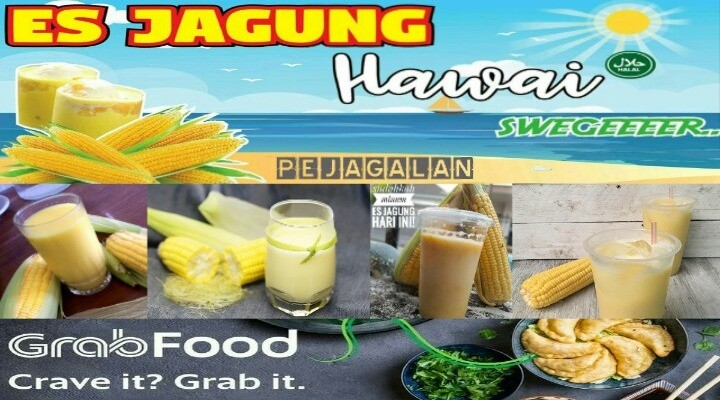 Foto Menu & Review Es Jagung Hawaii - Pejagalan - Penjaringan