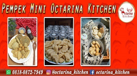 Foto Menu & Review Pempek Mini Octarina Kitchen - Cengkareng Timur - Cengkareng