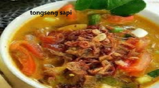 Foto Menu & Review Tongseng Mas To - Kramat Pela - Kebayoran Baru
