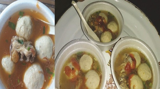 Foto Menu & Review Baso Fachri - Warakas - Tanjung Priok