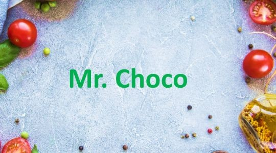 Foto Menu & Review Mr. Choco - Mampang Prapatan - Pancoran