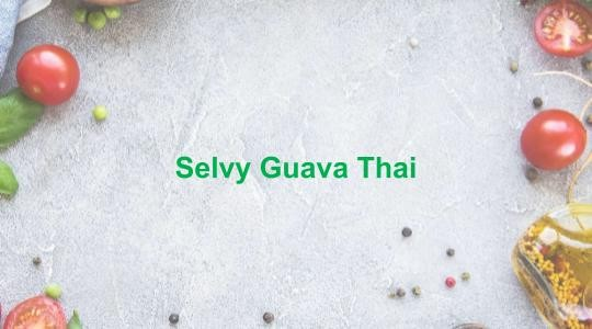 Foto Menu & Review Selvy Guava Thai - Diamond Artha Gading - Kelapa Gading