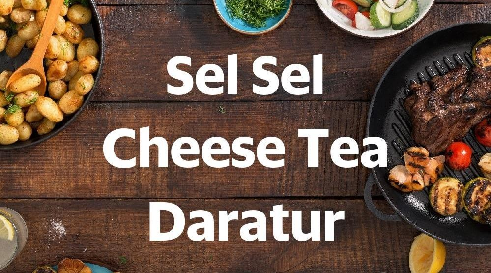 Foto Menu & Review Sel Sel Cheese Tea Daratur - Senen - Senen