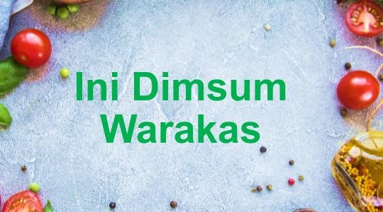 Foto Menu & Review Ini Dimsum Warakas - Tanjung Priok - Tanjung Priok