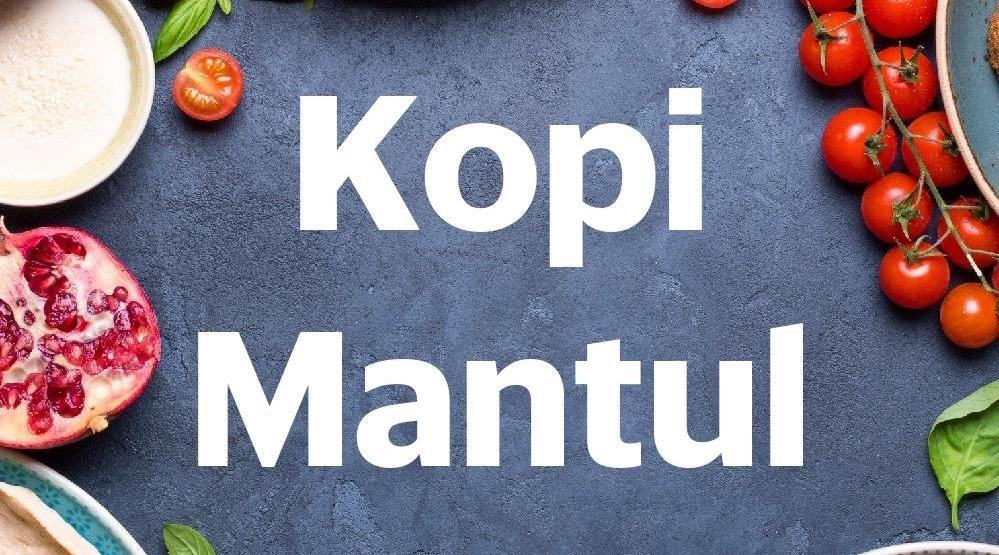 Foto Menu & Review Kopi Mantul - Petogogan - Kebayoran Baru