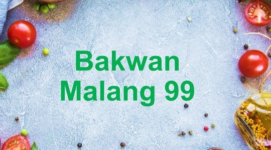 Foto Menu & Review Bakwan Malang 99 - Sunter Jaya - Tanjung Priok