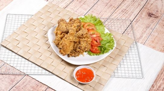Foto Menu & Review Ayam Sabana Fried Chicken - Tebet Timur - Tebet