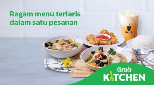 Foto Menu & Review GrabKitchen All in One - Sawah Besar - Sawah Besar