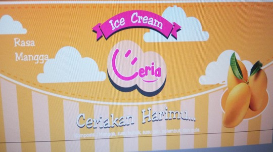 Foto Menu & Review Ice Cream Ceria - Petukangan Utara - Pesanggrahan