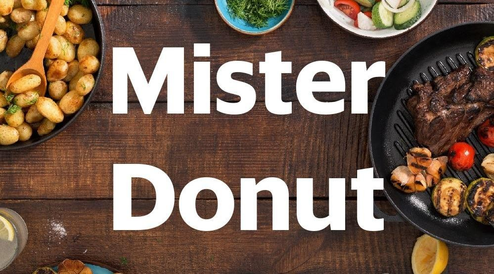 Foto Menu & Review Mister Donut - Mall Of Indonesia - Kelapa Gading