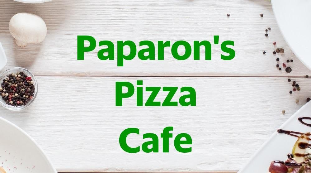 Foto Menu & Review Paparon's Pizza Cafe - Gelora - Tanahabang