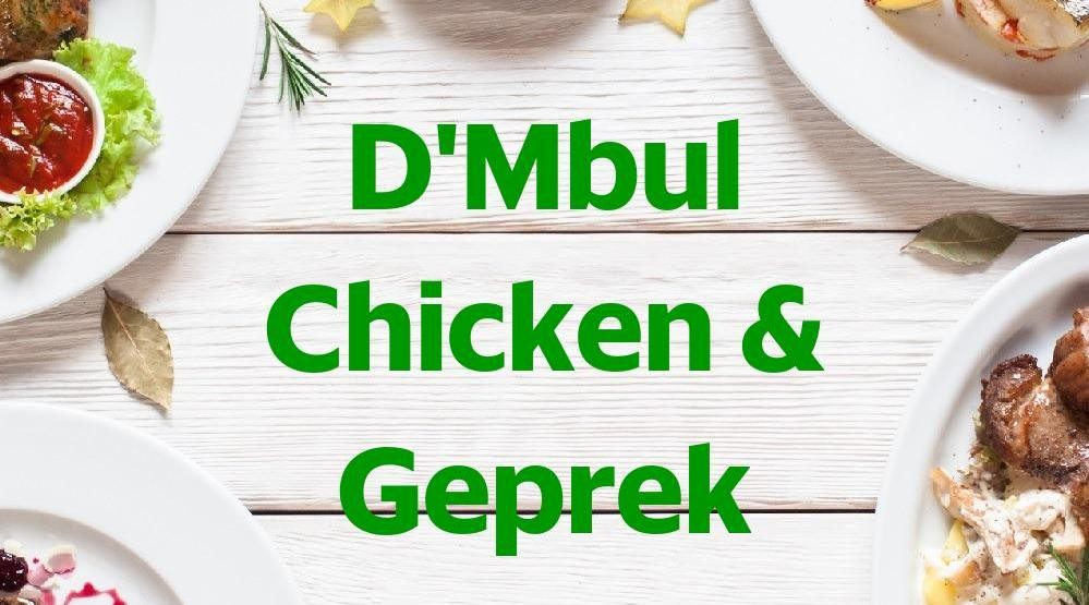 Foto Menu & Review D'Mbul Chicken & Geprek - Cijantung - Pasarrebo