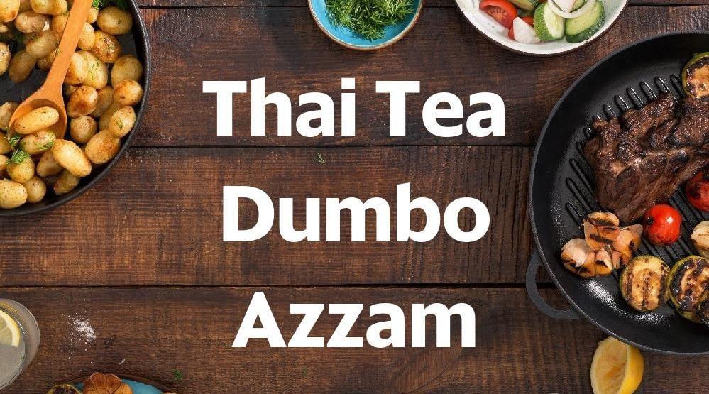 Foto Menu & Review Thai Tea Dumbo Azzam - Manggarai - Tebet