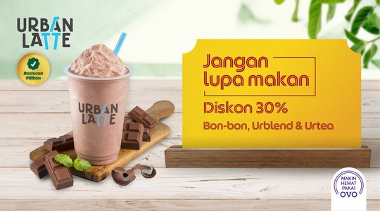 Foto Menu & Review Urban Latte - Plaza Indonesia - Menteng