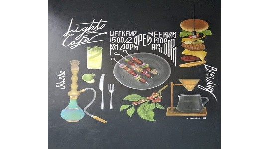 Foto Menu & Review Light Cafe - Rawabadak Utara - Koja