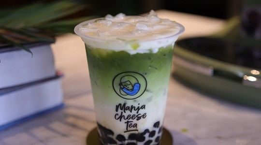 Foto Menu & Review Manja Cheese Tea - RPI - Tebet