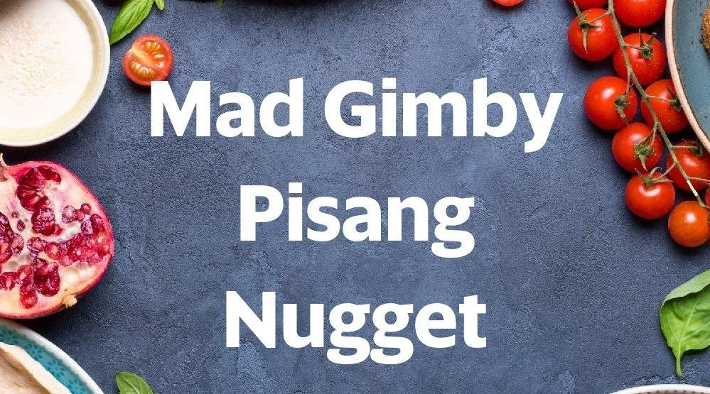 Foto Menu & Review Mad Gimby Pisang Nugget - Kalibata - Pancoran