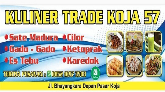 Foto Menu & Review Kuliner Trade Koja 57 - Koja - Koja
