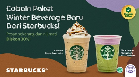 Foto Menu & Review Starbucks - Lippo Mall Puri 2 - Kembangan