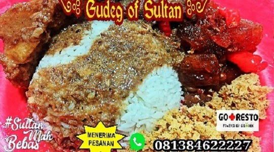 Foto Menu & Review Gudeg Of Sultan - Kembangan Utara - Kebonjeruk