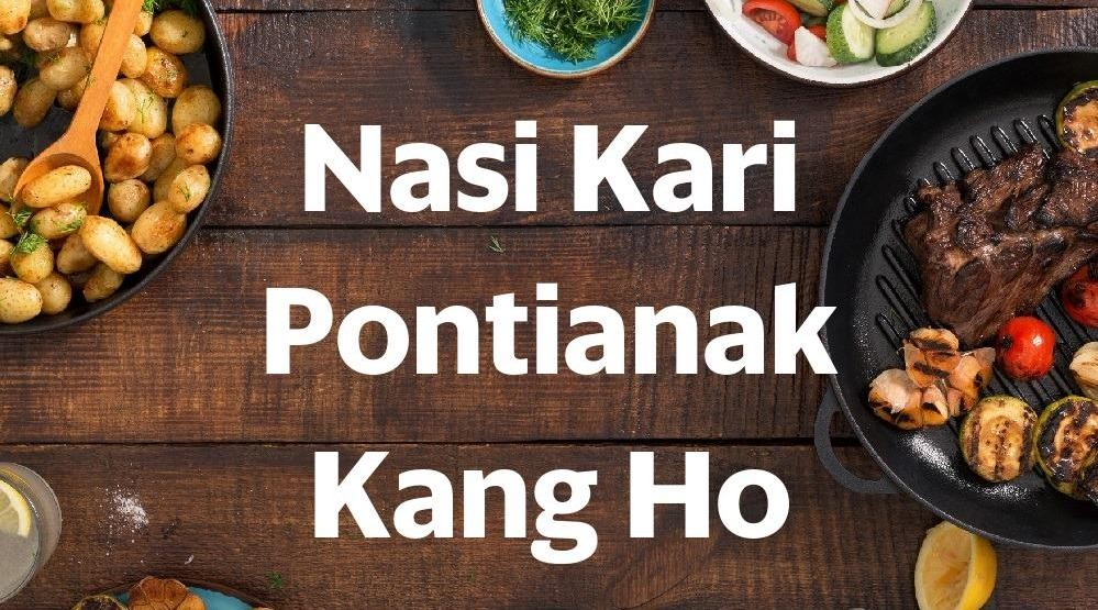 Foto Menu & Review Nasi Kari Pontianak Kang Ho - Sunter Agung - Tanjung Priok