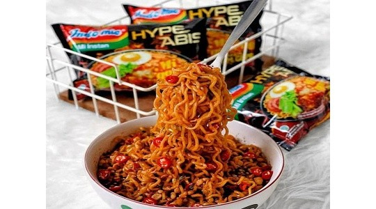 Foto Menu & Review Mie Pedas From Hell - Sukabumi Utara - Kebonjeruk