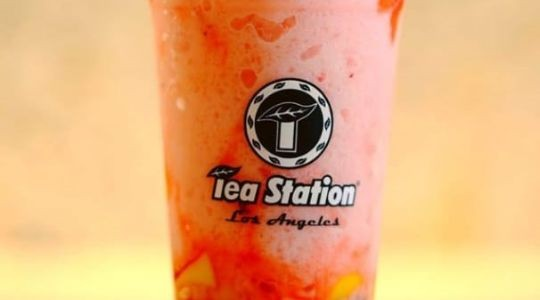 Foto Menu & Review Tea Station - Plaza Indonesia - Menteng