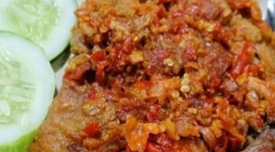 Foto Menu & Review Ayam Sambal Rese - Pal Meriam - Matraman