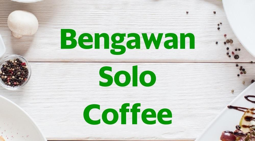 Foto Menu & Review Bengawan Solo Coffee - Harmonie Exchange Mall - Gambir
