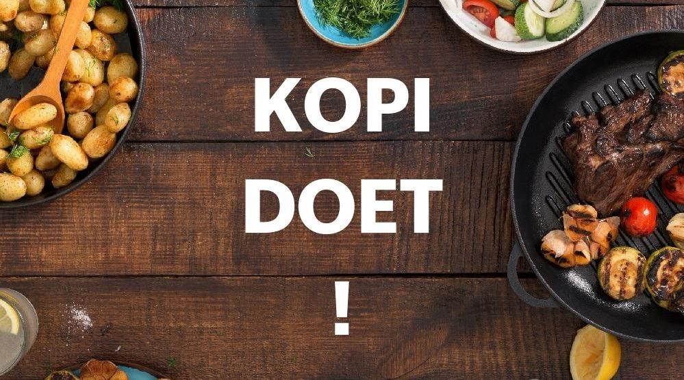 Foto Menu & Review KOPI DOET ! - Pluit - Penjaringan