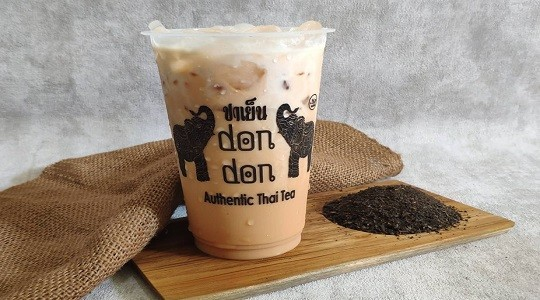 Foto Menu & Review Don Don Thai Tea Mardani - Johar Baru - Gambir