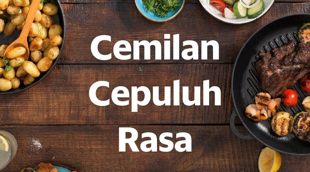 Foto Menu & Review Cemilan Cepuluh Rasa - Food Market Sunter - Tanjung Priok