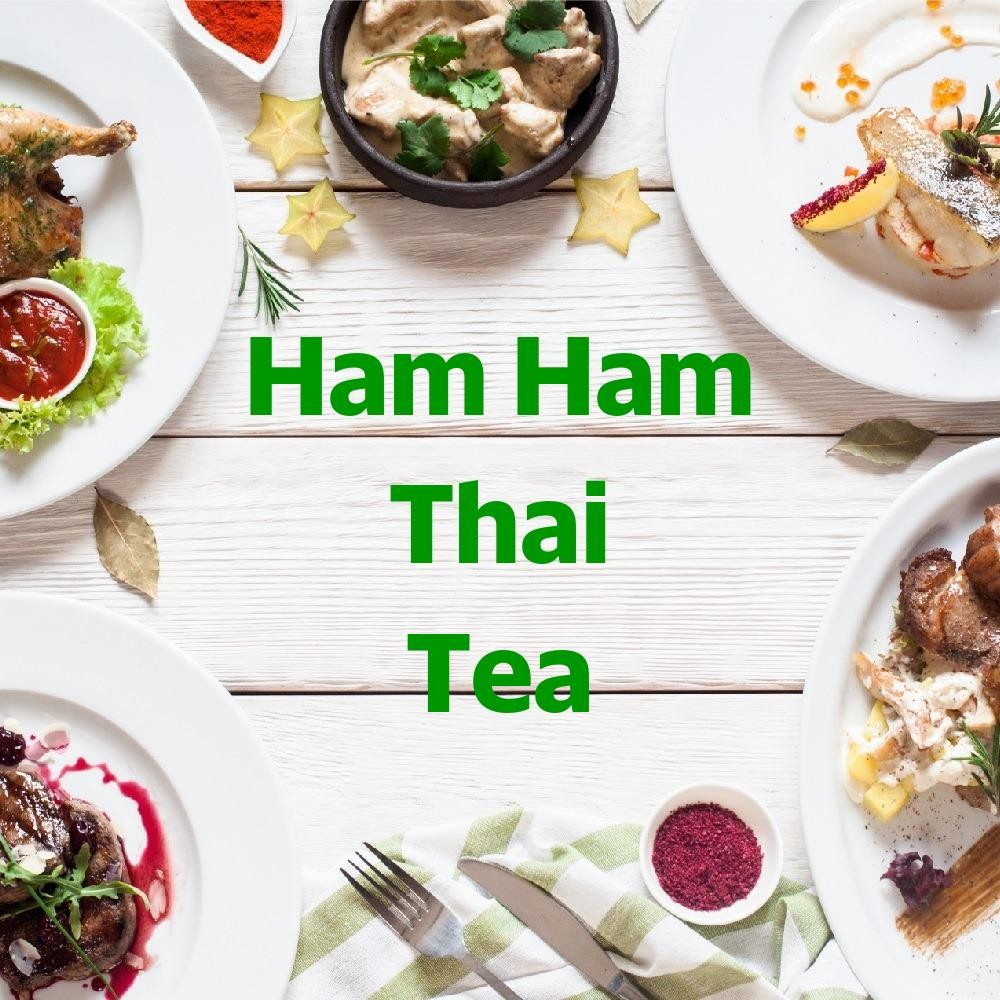 Foto Menu & Review Ham Ham Thai Tea - Utan Kayu Selatan - Matraman
