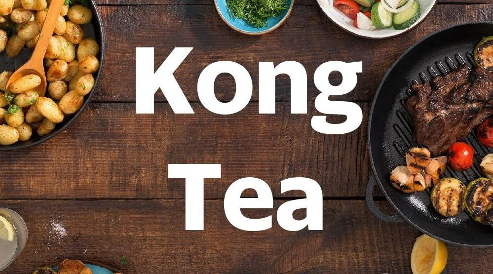 Foto Menu & Review Kong Tea - Mall Taman Palem - Cengkareng