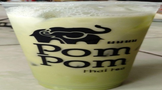 Foto Menu & Review Pom Pom Thai Tea - Cengkareng Barat - Cengkareng