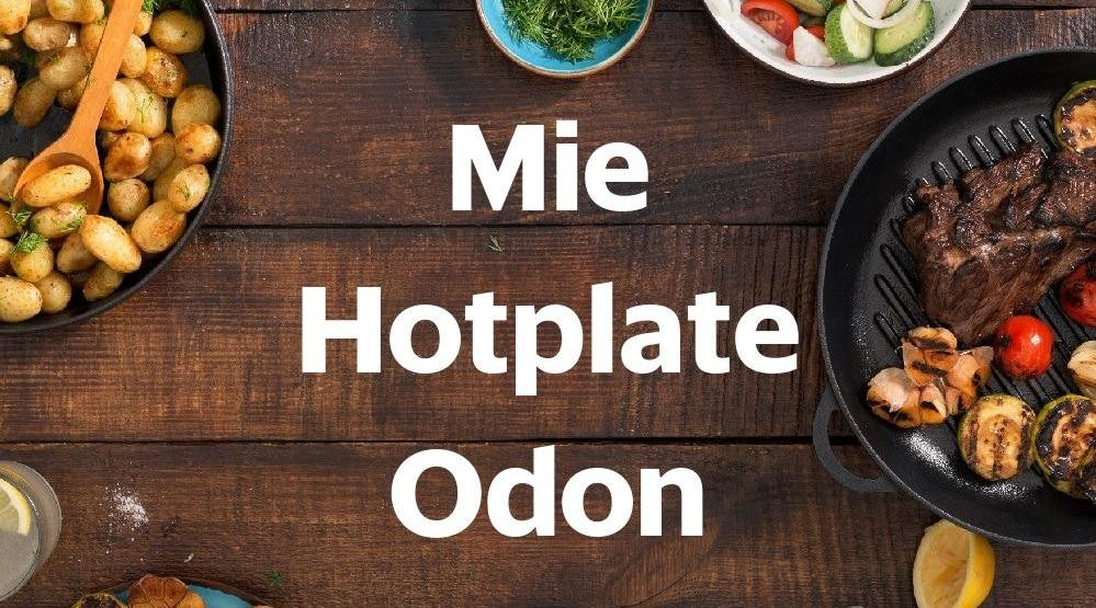 Foto Menu & Review Mie Hotplate Odon - Gedong - Pasarrebo