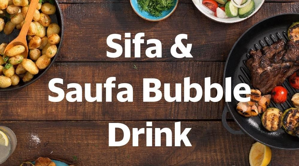 Foto Menu & Review Sifa & Saufa Bubble Drink - Kapuk - Cengkareng