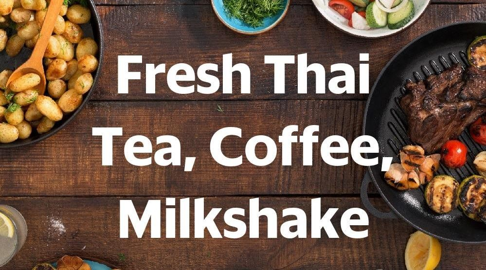 Foto Menu & Review Fresh Thai Tea, Coffee, Milkshake - Slipi - Palmerah