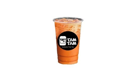 Foto Menu & Review TamTam Kitchen 'Tam Tam' Thai Tea - Palmerah - Kebonjeruk
