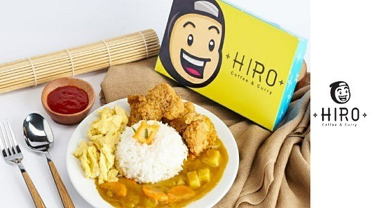 Foto Menu & Review Hiro Coffee & Curry - Gedung Wirausaha - Setiabudi